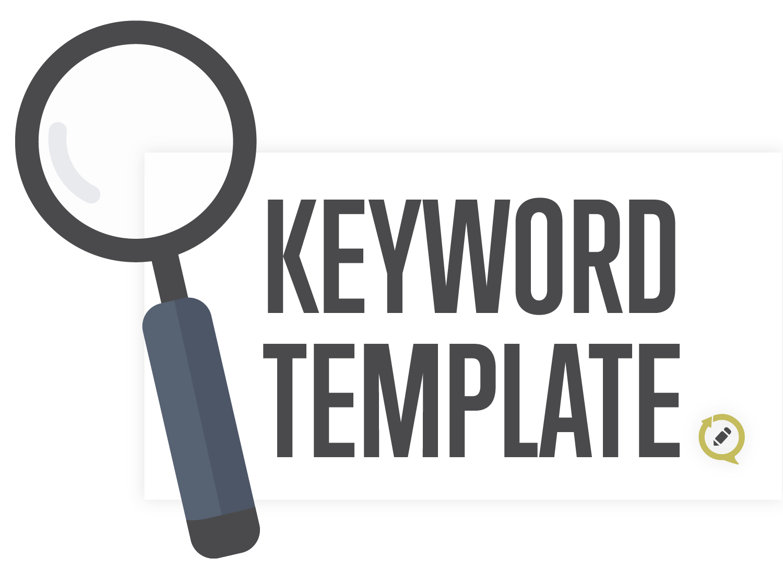 Keyword Template